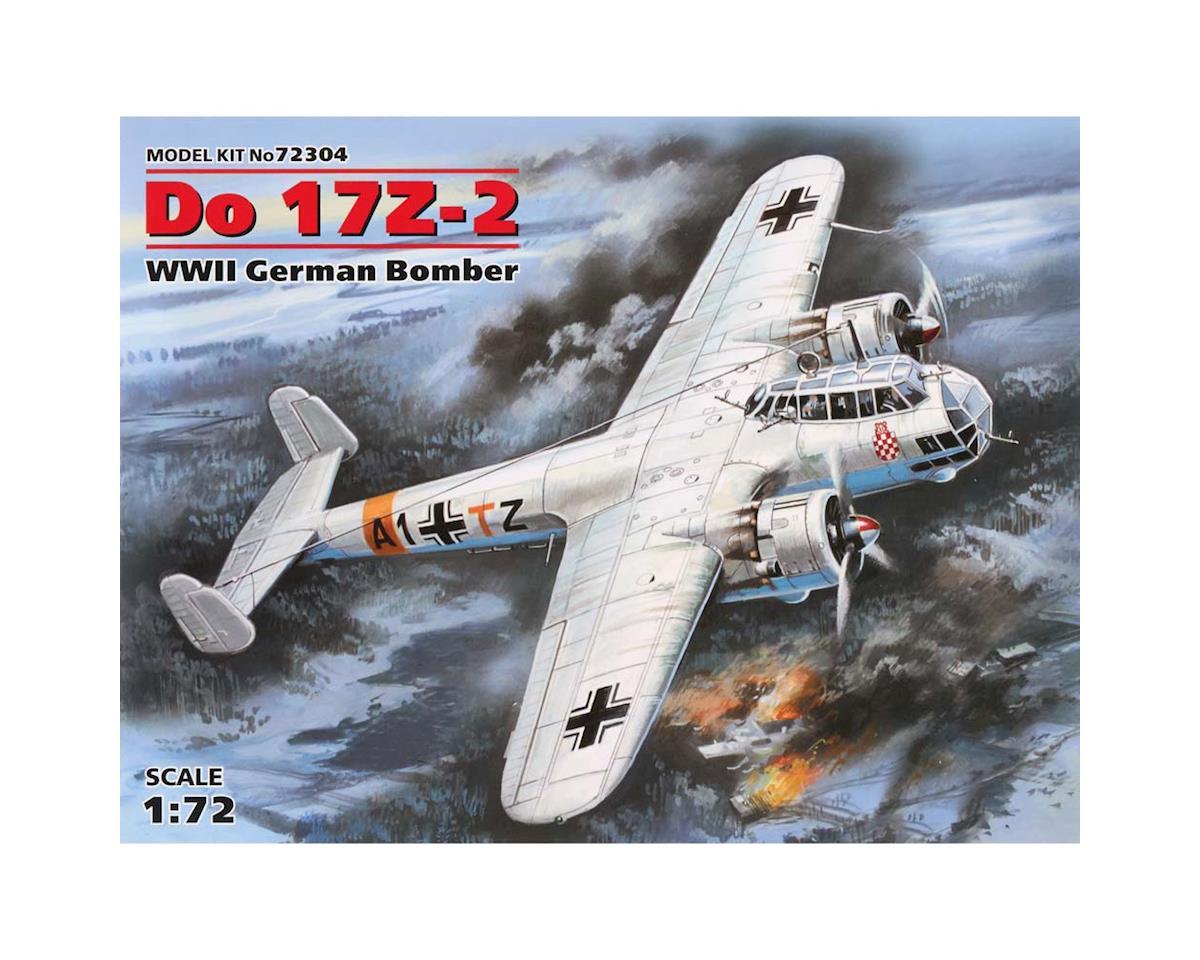 1/72 DO 17Z-2 WWII German Bomber