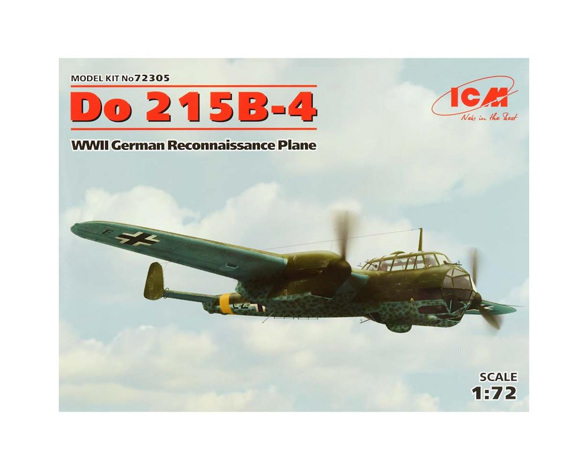 ICM 1/72 DO 215B-4-WWII Reconnaissance Plane