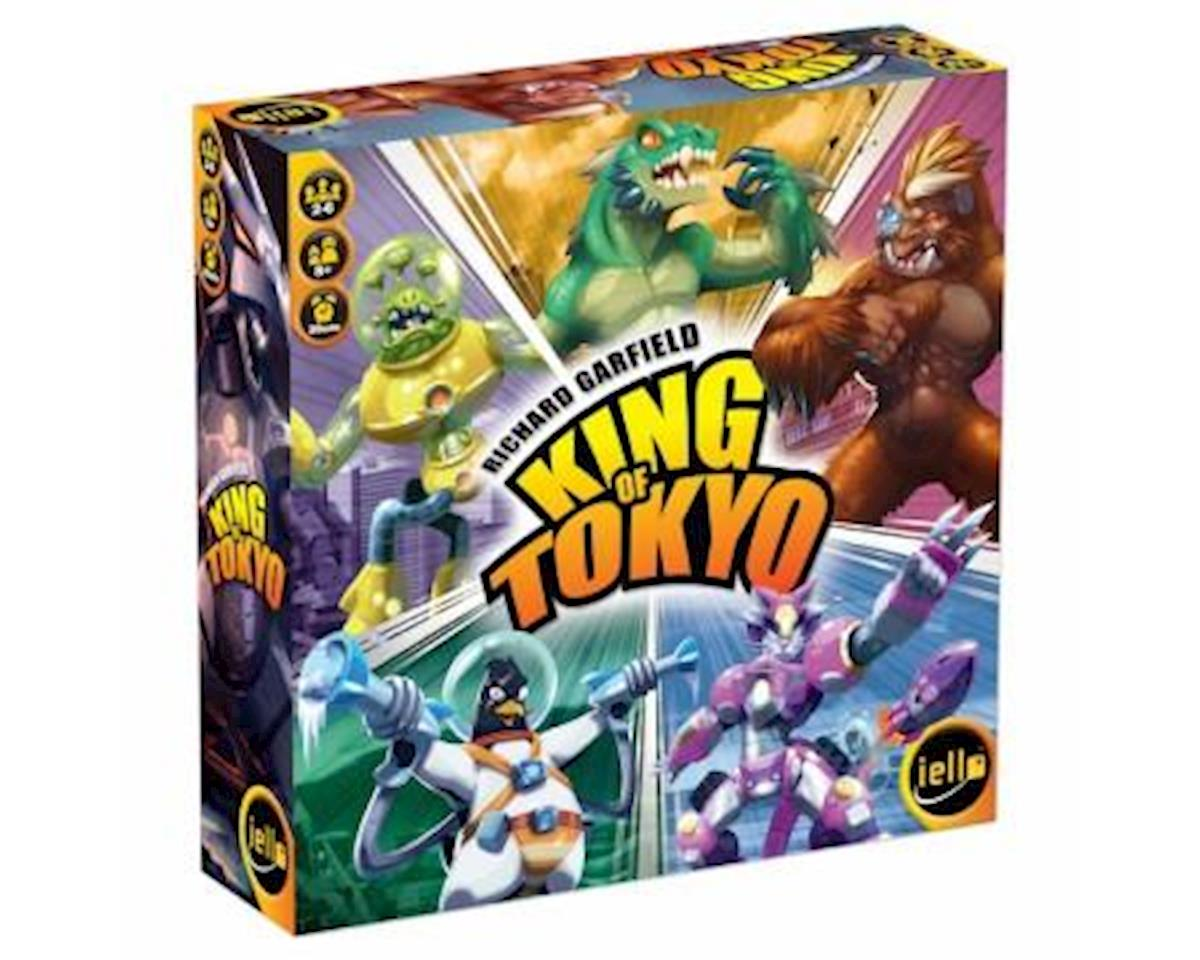 Iello Games KING OF TOKYO 2ND EDITION 7/16