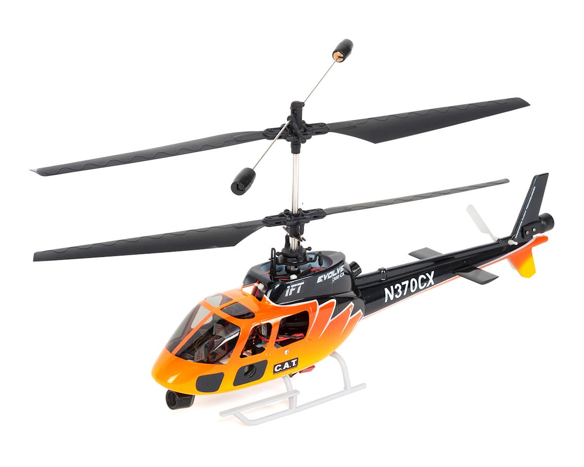 Innovative Flight Technologies Evolve 300 CX Helicopter RTF
