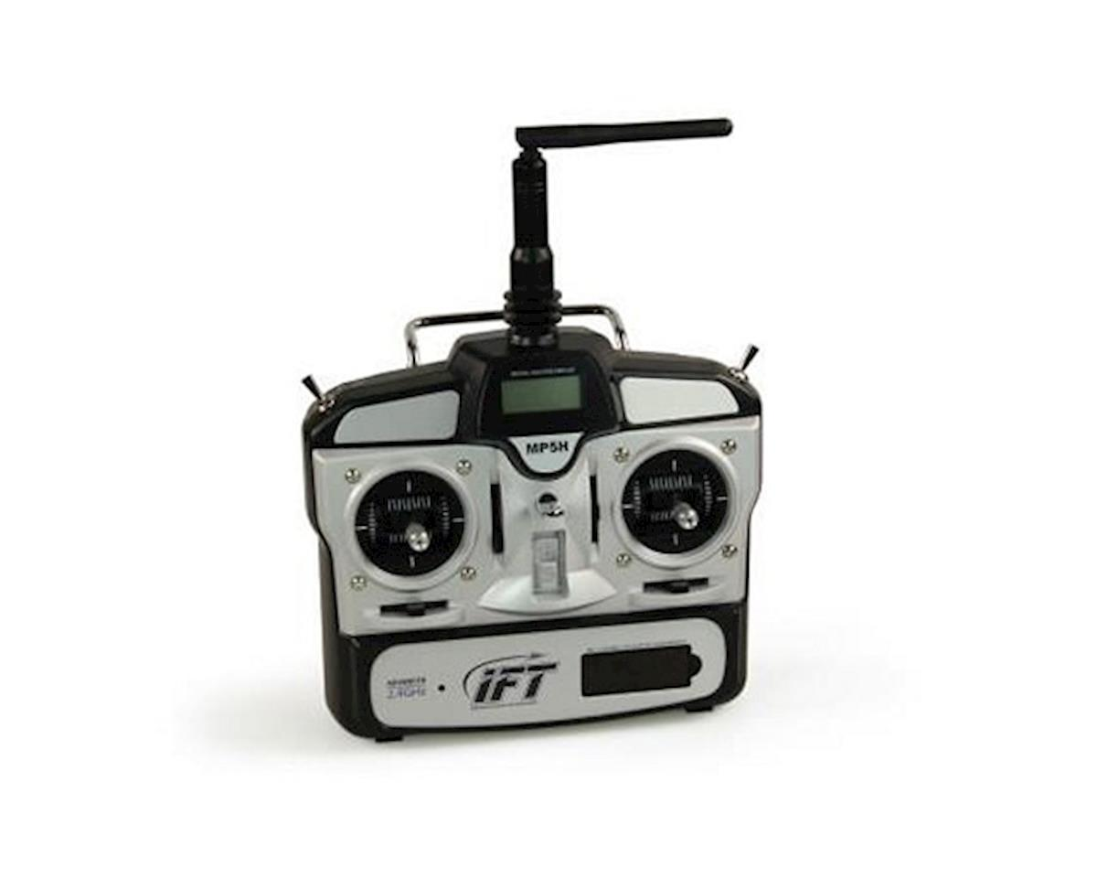 Innovative Flight Technologies Transmitter, Helipcopter MP5H 5-Channel Mode 2 (Evolve 300 CX)