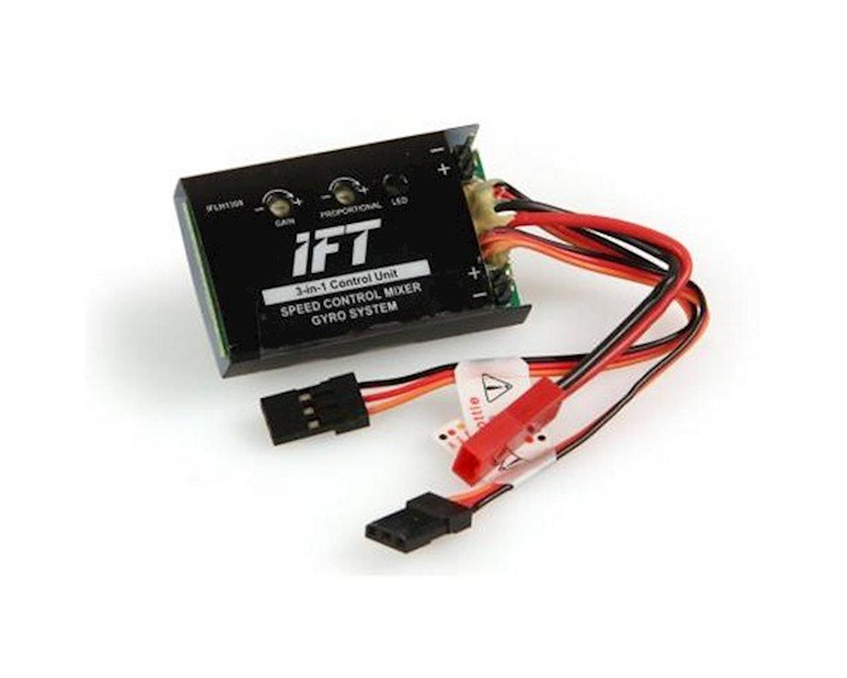 Innovative Flight Technologies Control Unit 3-in-1, ESC / Mixer / Gyro (Evolve 300 CX)