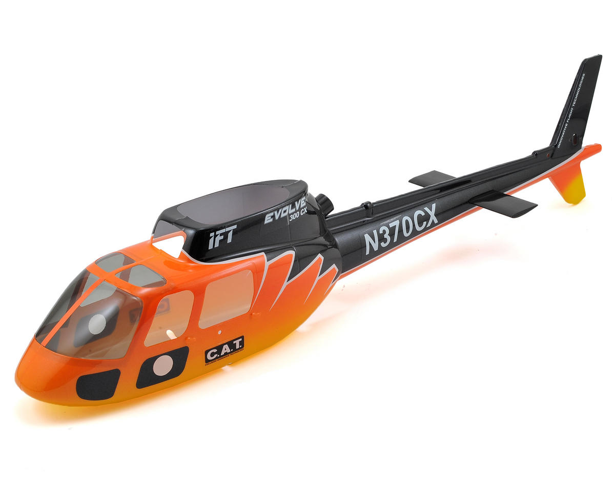Innovative Flight Technologies Evolve 300 CX Astar Body