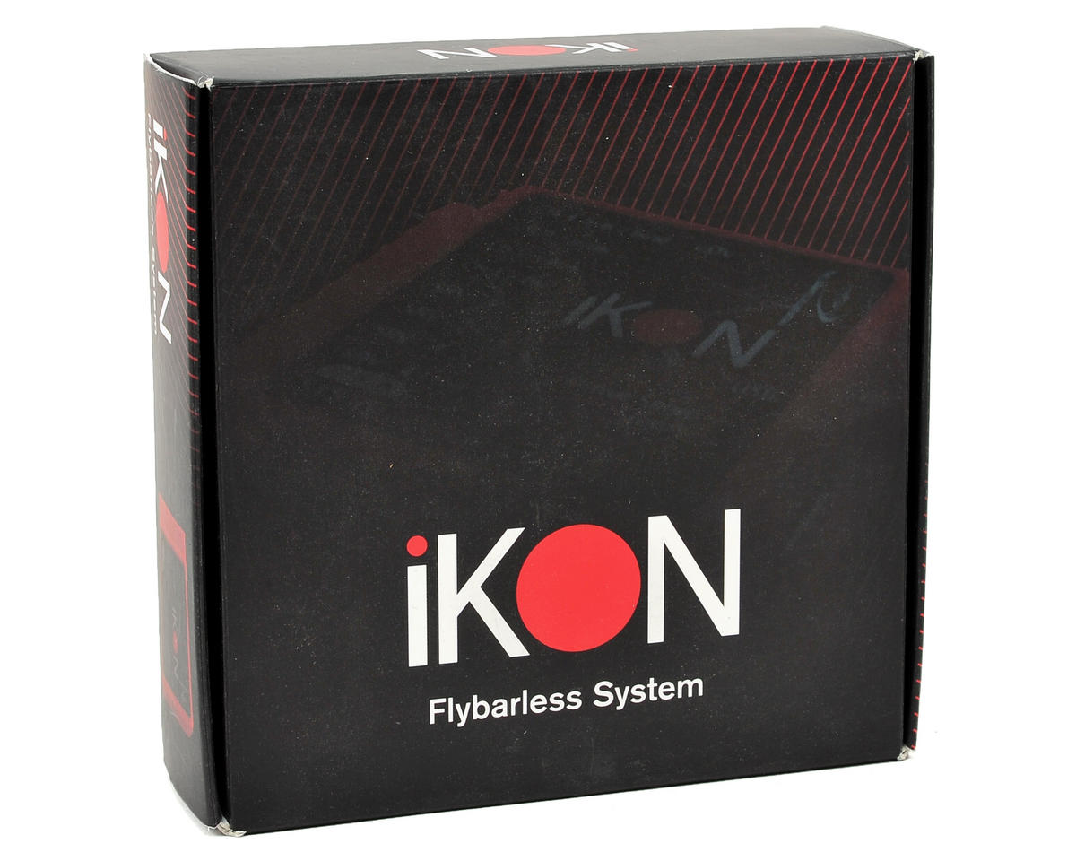 iKon Flybarless System w/Polarity Protection Feature