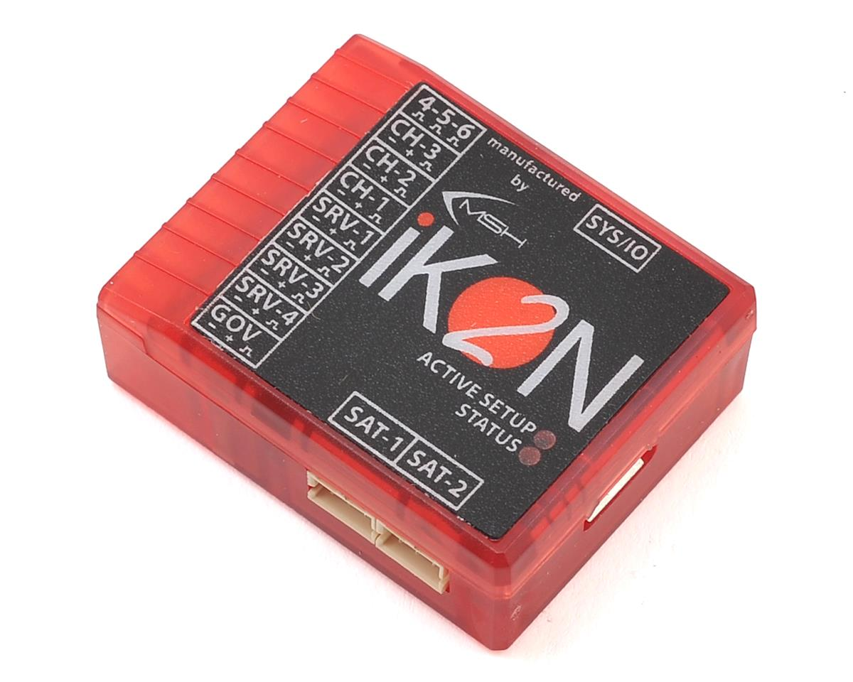 iKon Electronics iKon2 Flybarless System | relatedproducts