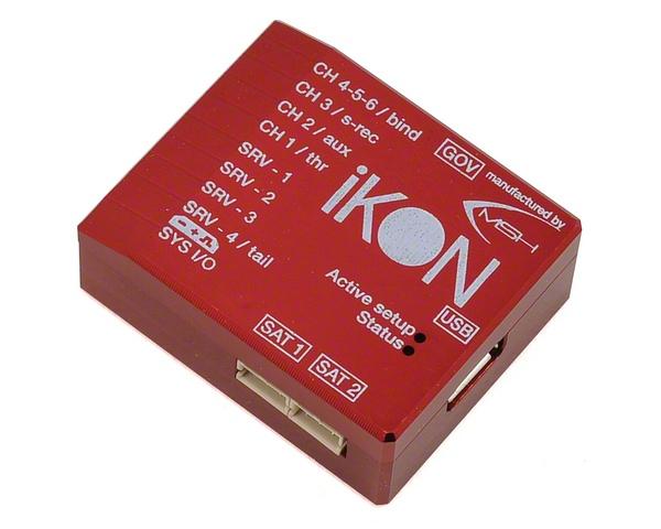 iKon Aluminum Flybarless System