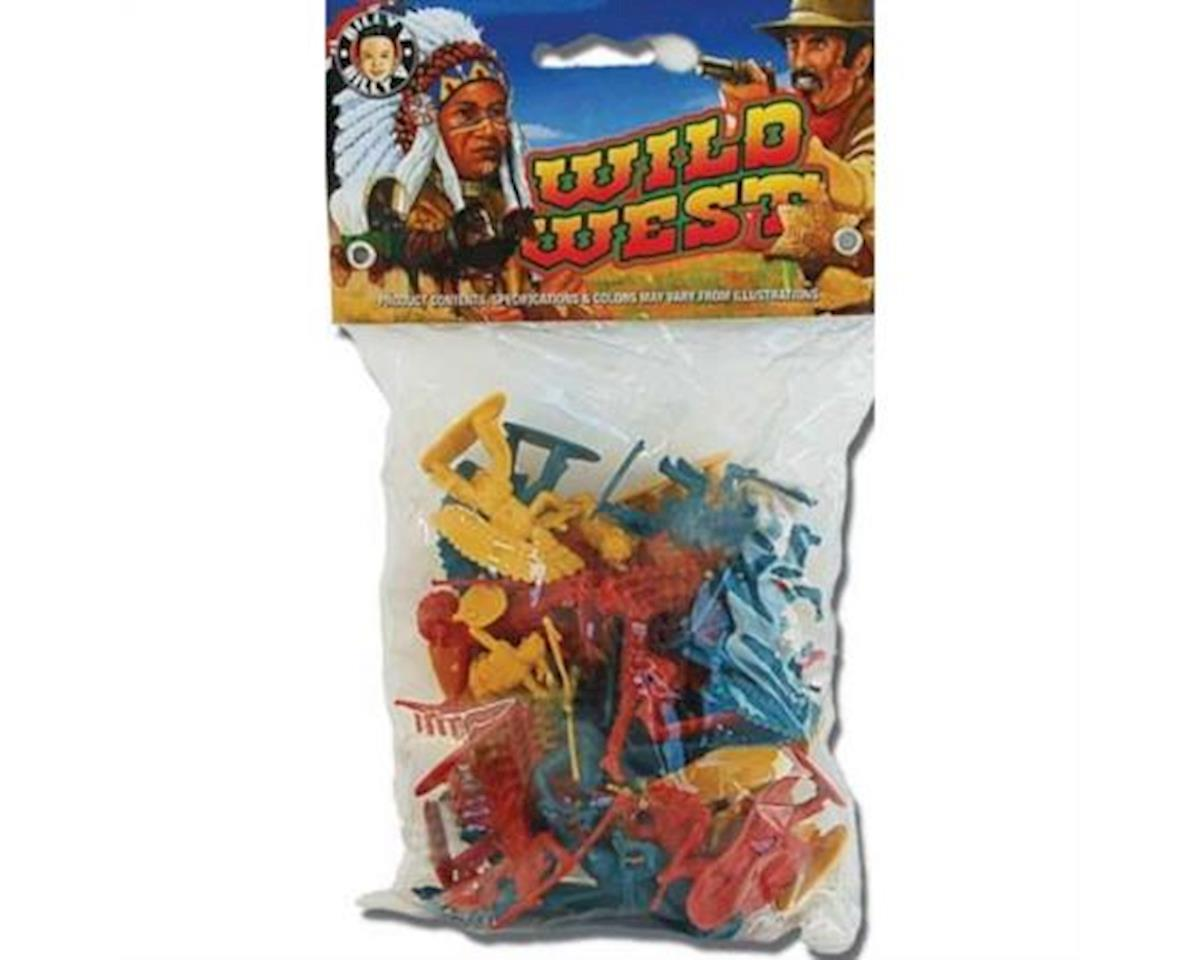 Wild West Bag Of Cowboys 30Pc by IMEX