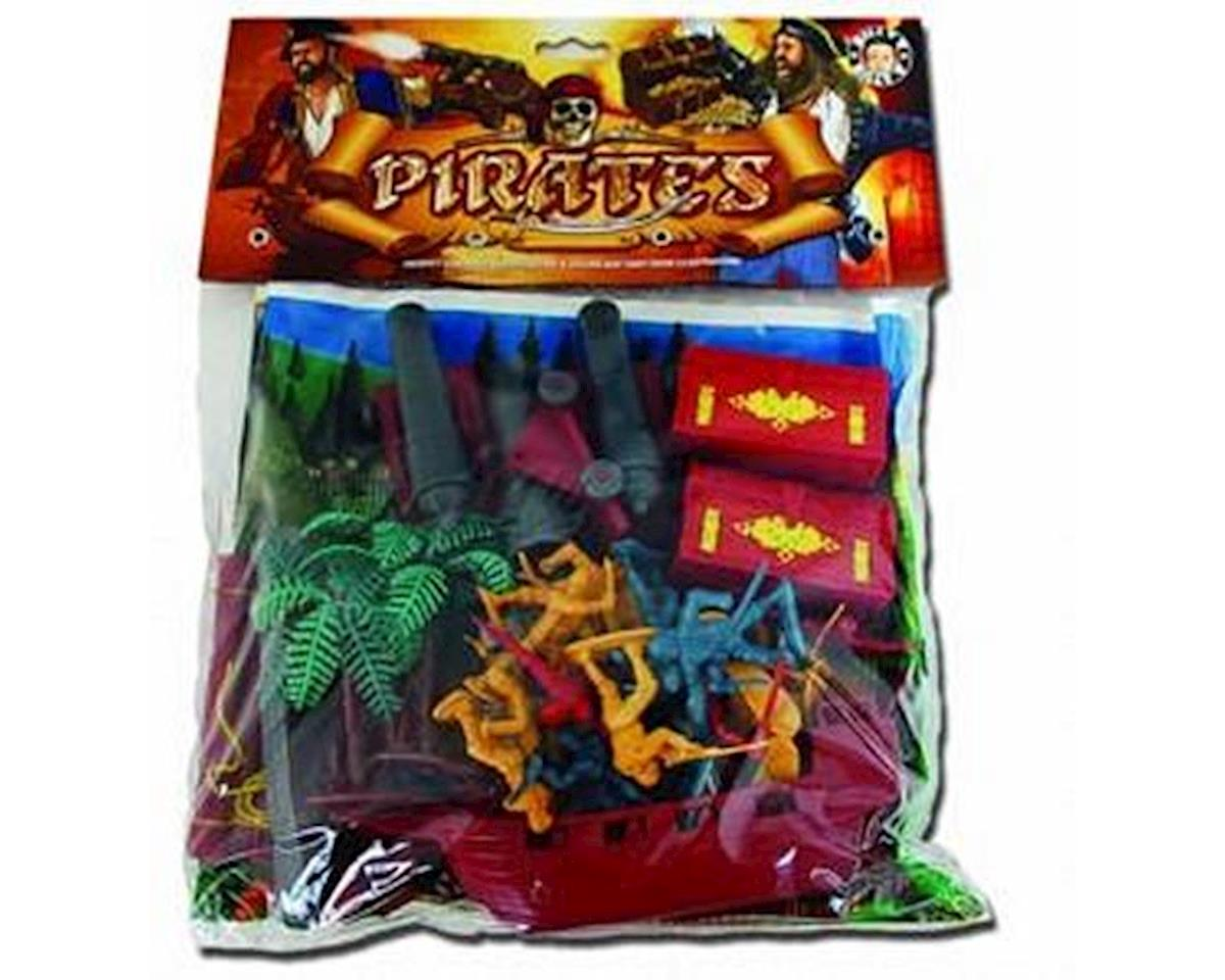 IMEX  Large Pirate Set 2 21Pc