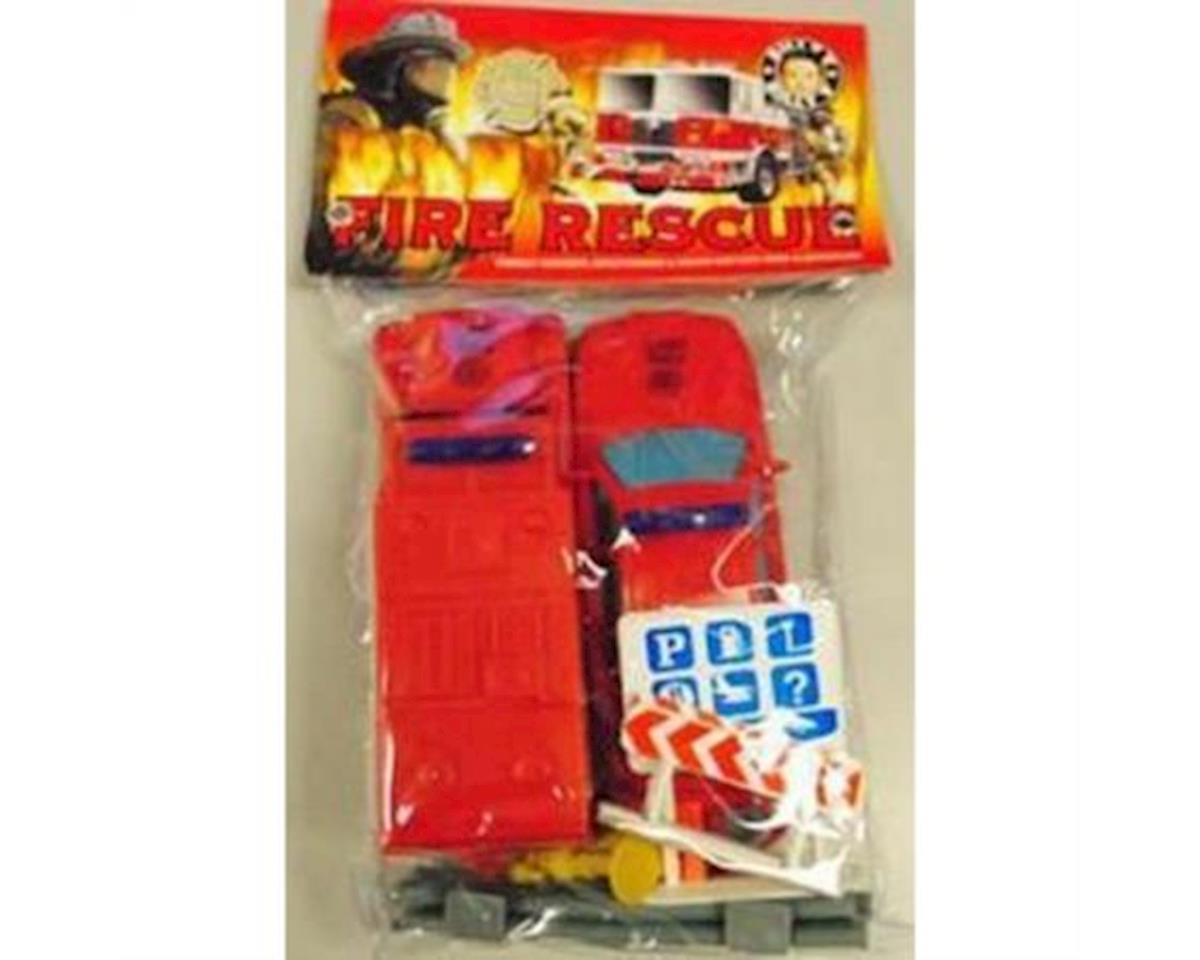 Billy V. 45100 Fire Rescue Assortment Play Set