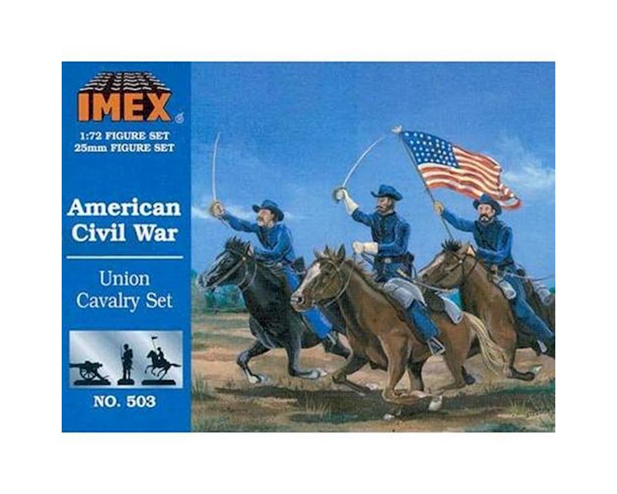 503 1/72 Union Cavalry by IMEX