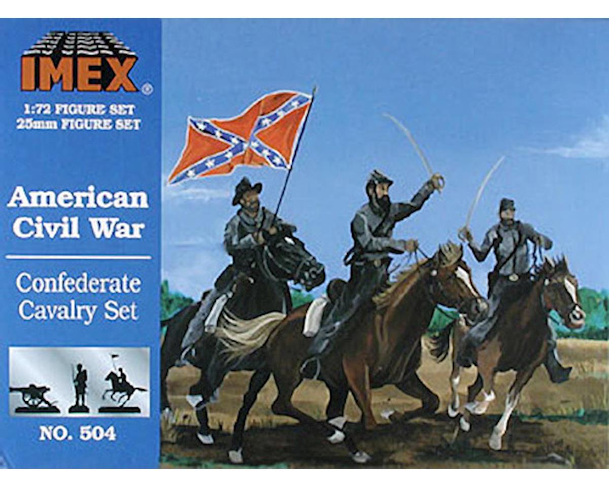504 1/72 Confederate Cavalry by IMEX