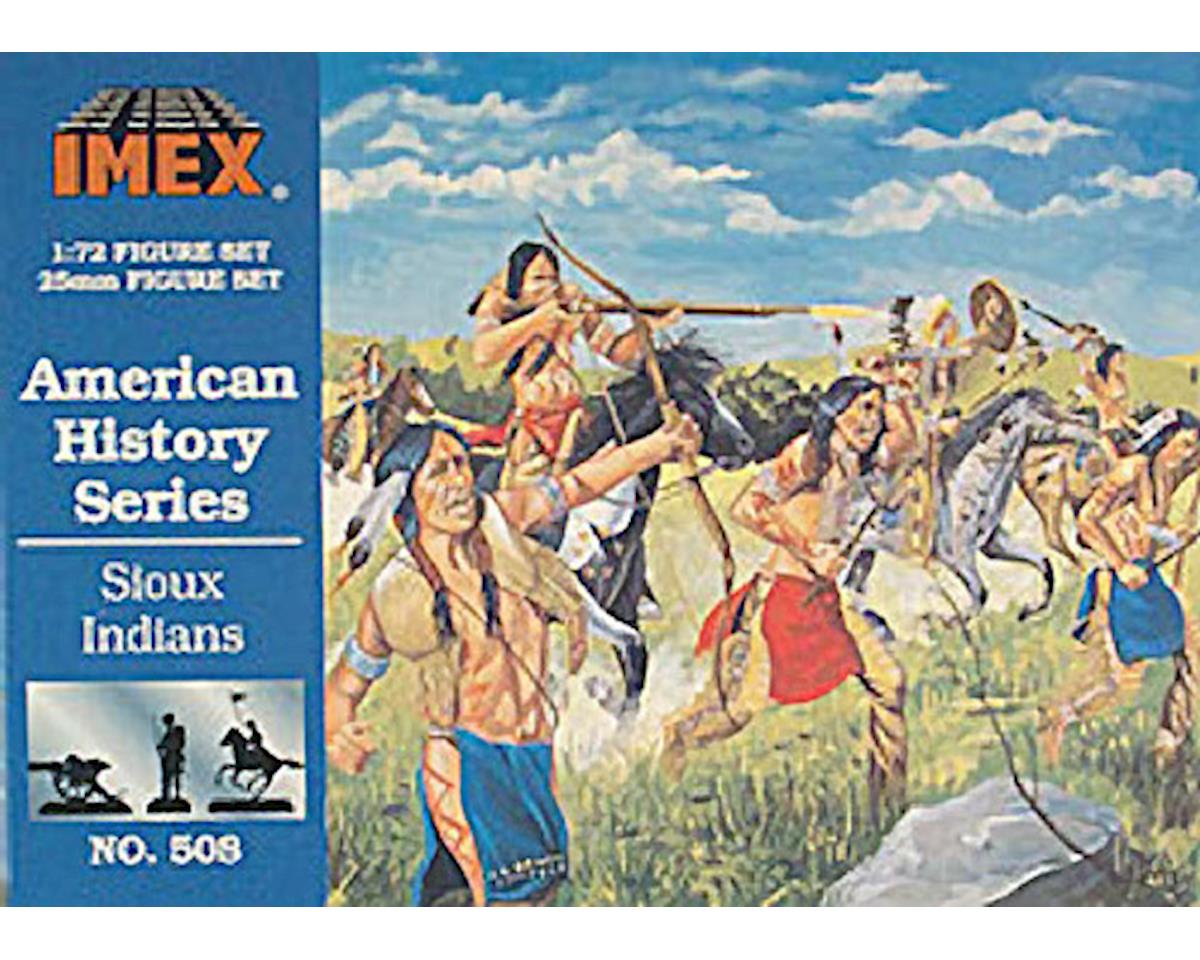 508 1/72 Sioux Indians by IMEX