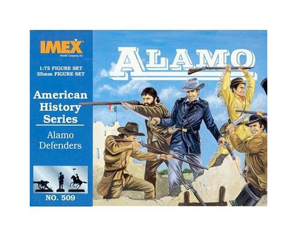 1/72 Mexican Cavalry Alamo