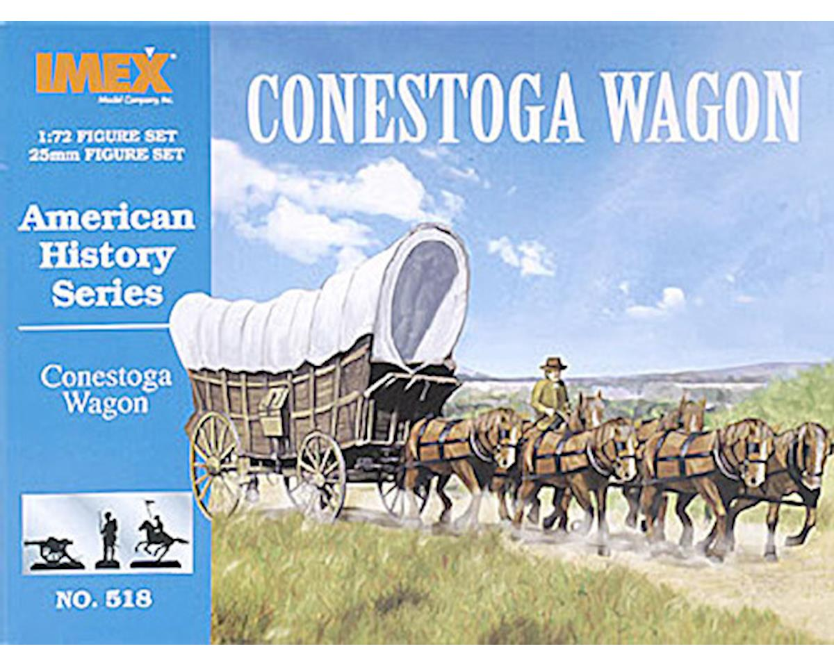 518 1/72 Conestoga Wagon by IMEX