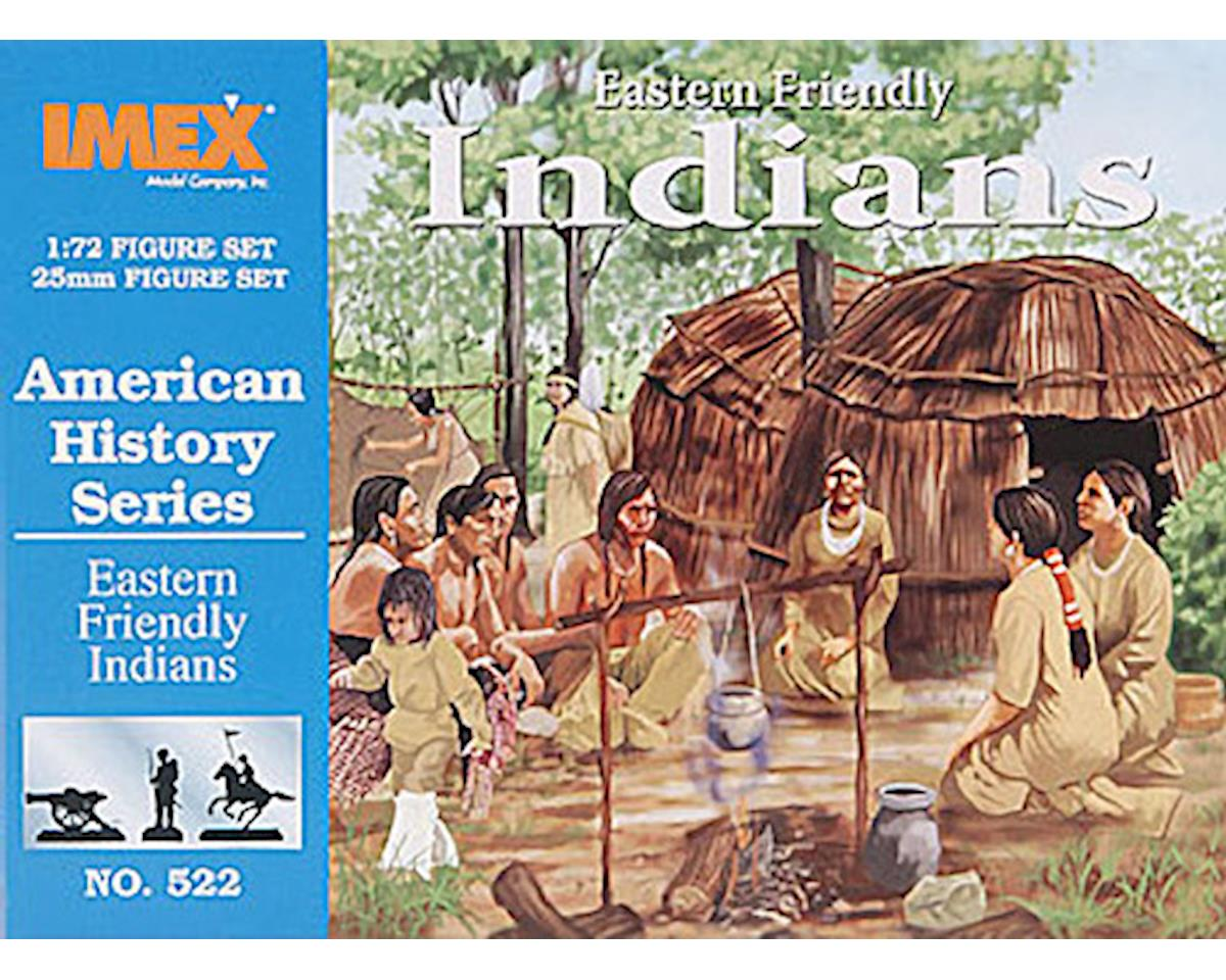 522 1/72 Eastern Friendly Indians by IMEX