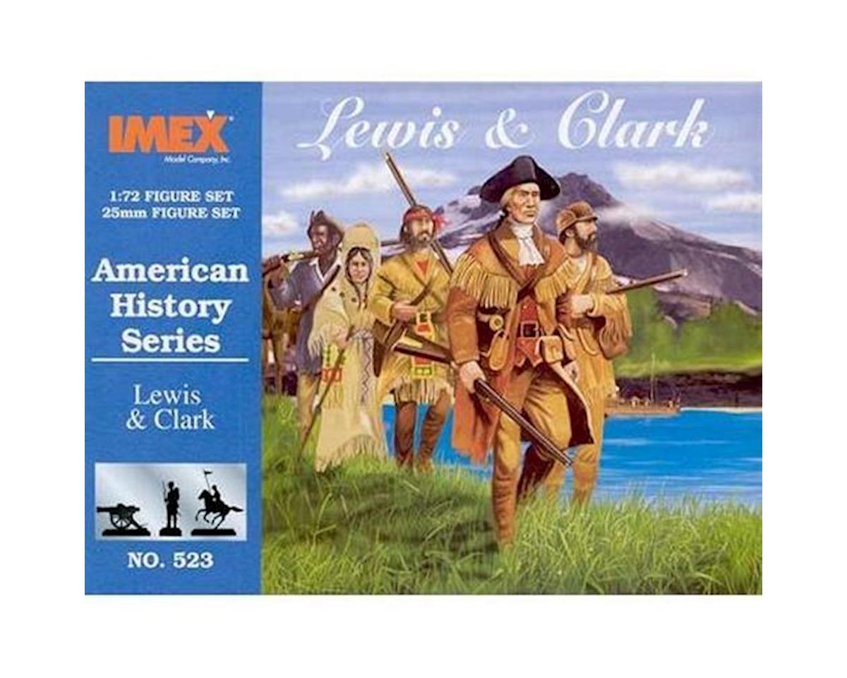 1/72 Lewis & Clark Expedition Set