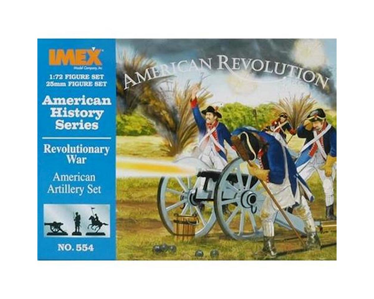 1/72 ARW American Artillery
