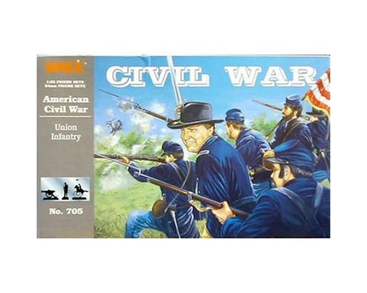 1/32 Civil War Union Infantry (18)