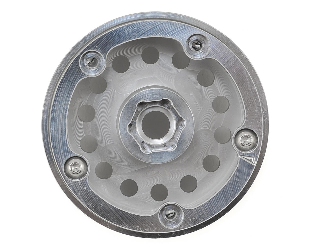 Vanquish Products Method 1.9 MR307 Aluminum Beadlock Wheels (2) (Clear)