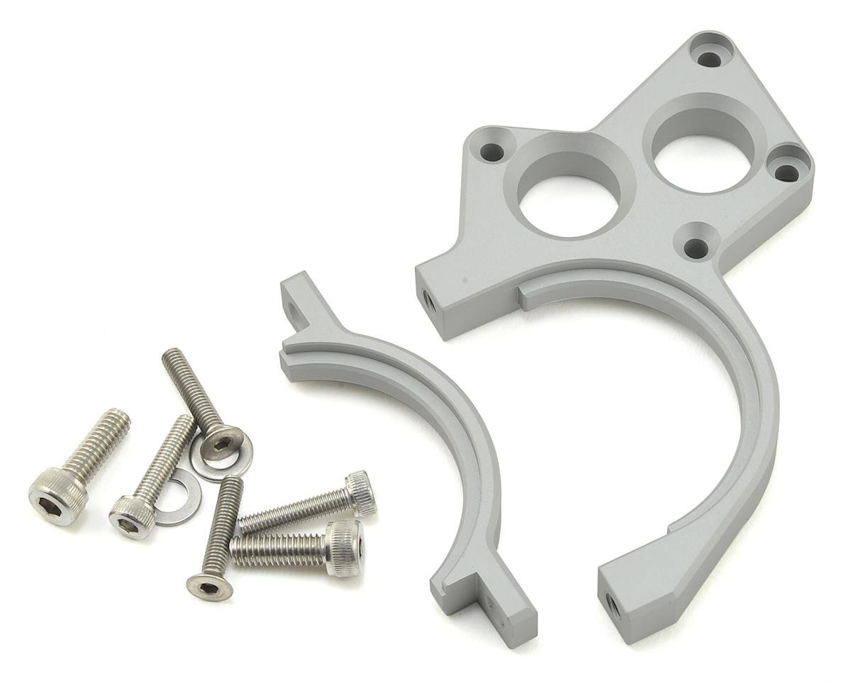 Yeti/RR10 Motor Plate (Silver) by Incision