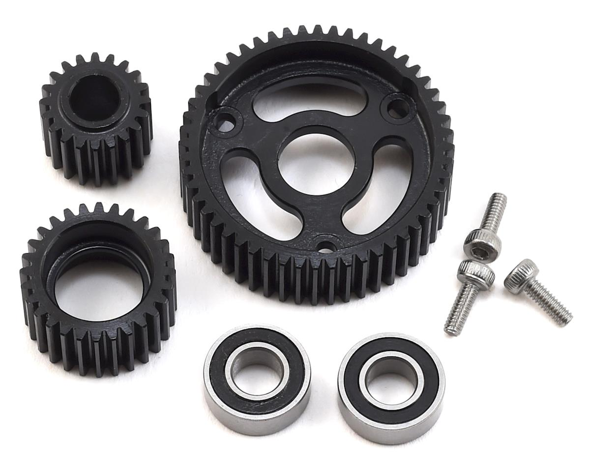 Axial Smt10 Replacement Parts Cars Trucks Amain Hobbies Wiring A Wooden Track Slot Car Incision Steel Transmission Gear Set