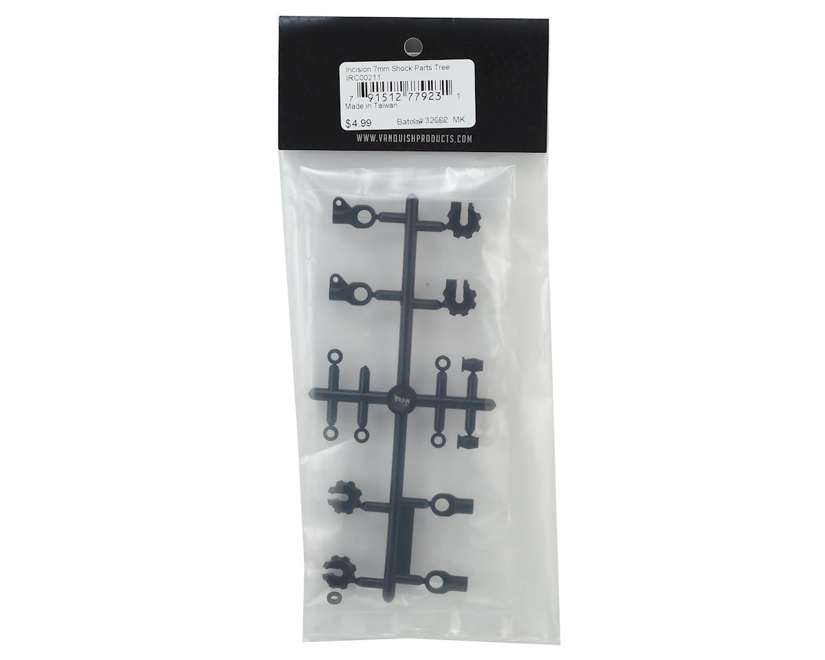 Incision 90mm Scale Shock Plastic Parts