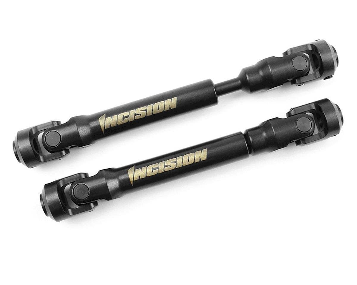 SCX10/SCX10 II RTR Driveshafts by Incision
