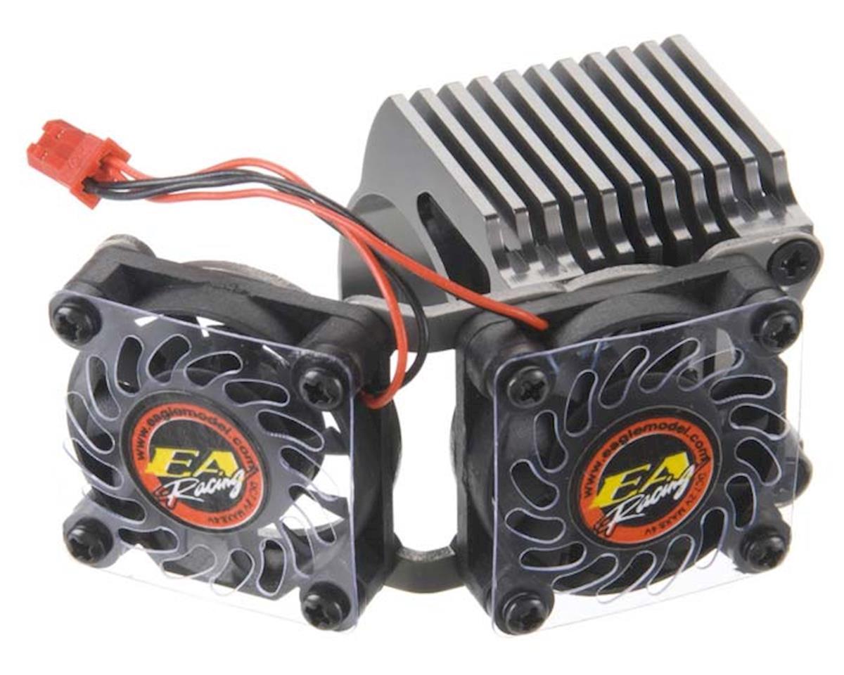 Twin Motor Cool Fan w/ Heatsink 540/550, Gun