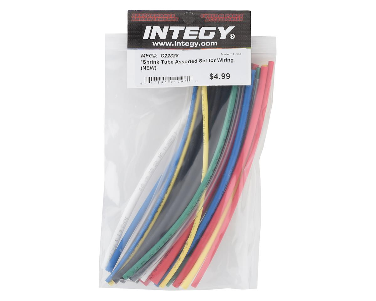 Team Integy Shrink Tube Set (Assorted) (26)