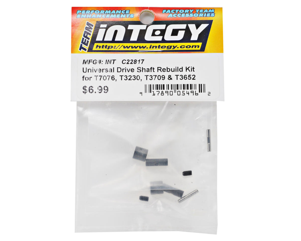 Team Integy Universal Driveshaft Rebuild Kit
