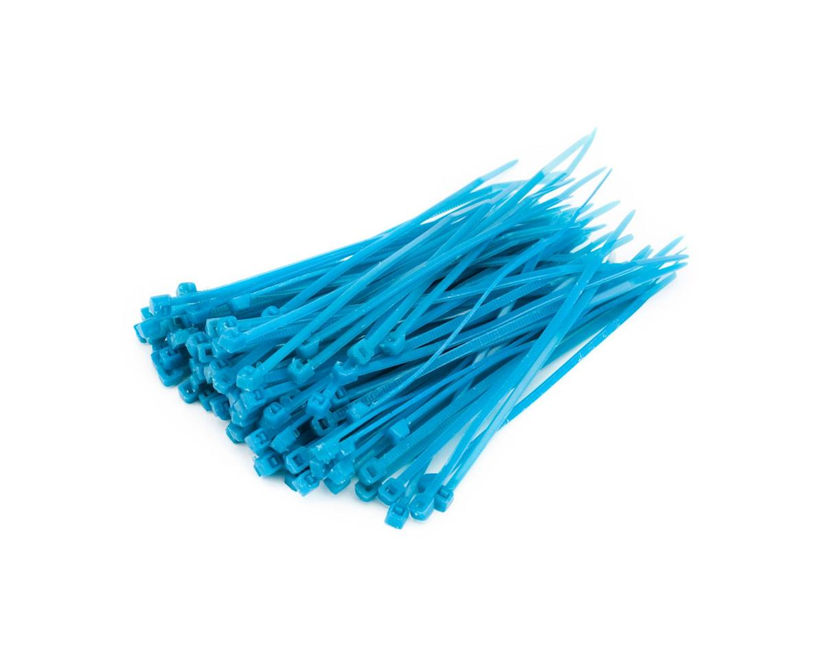 Team Integy Small Cable Tie (100), Blue
