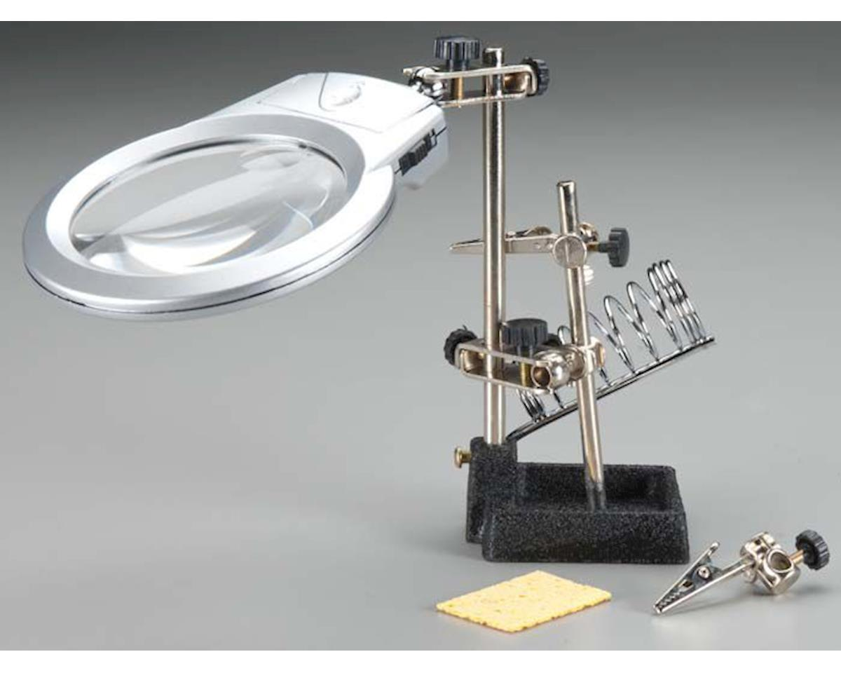Soldering Workstation Stand with LED Light
