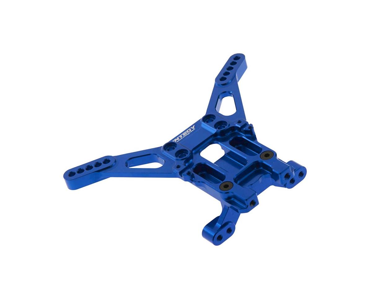 Team Integy C26076BLUE Rear Shock Tower ASC RC10B5M