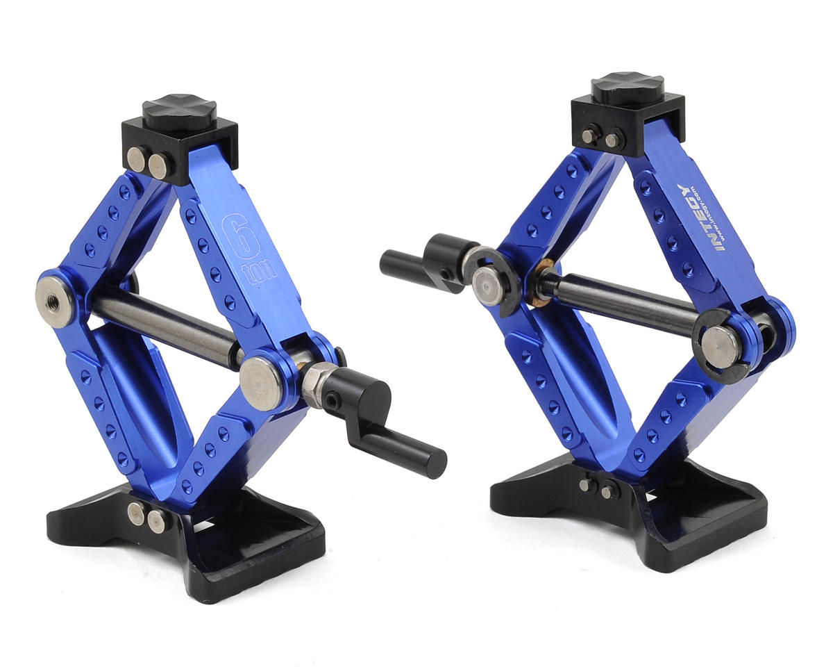 Team Integy Scissor Jack (Blue)