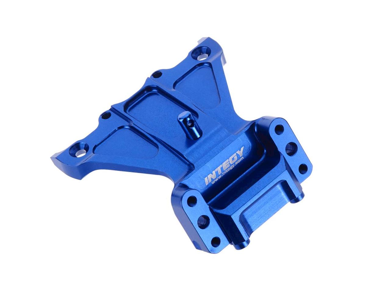 Team Integy C26291BLUE Front Bulkhead ASC RC10B5/B5M