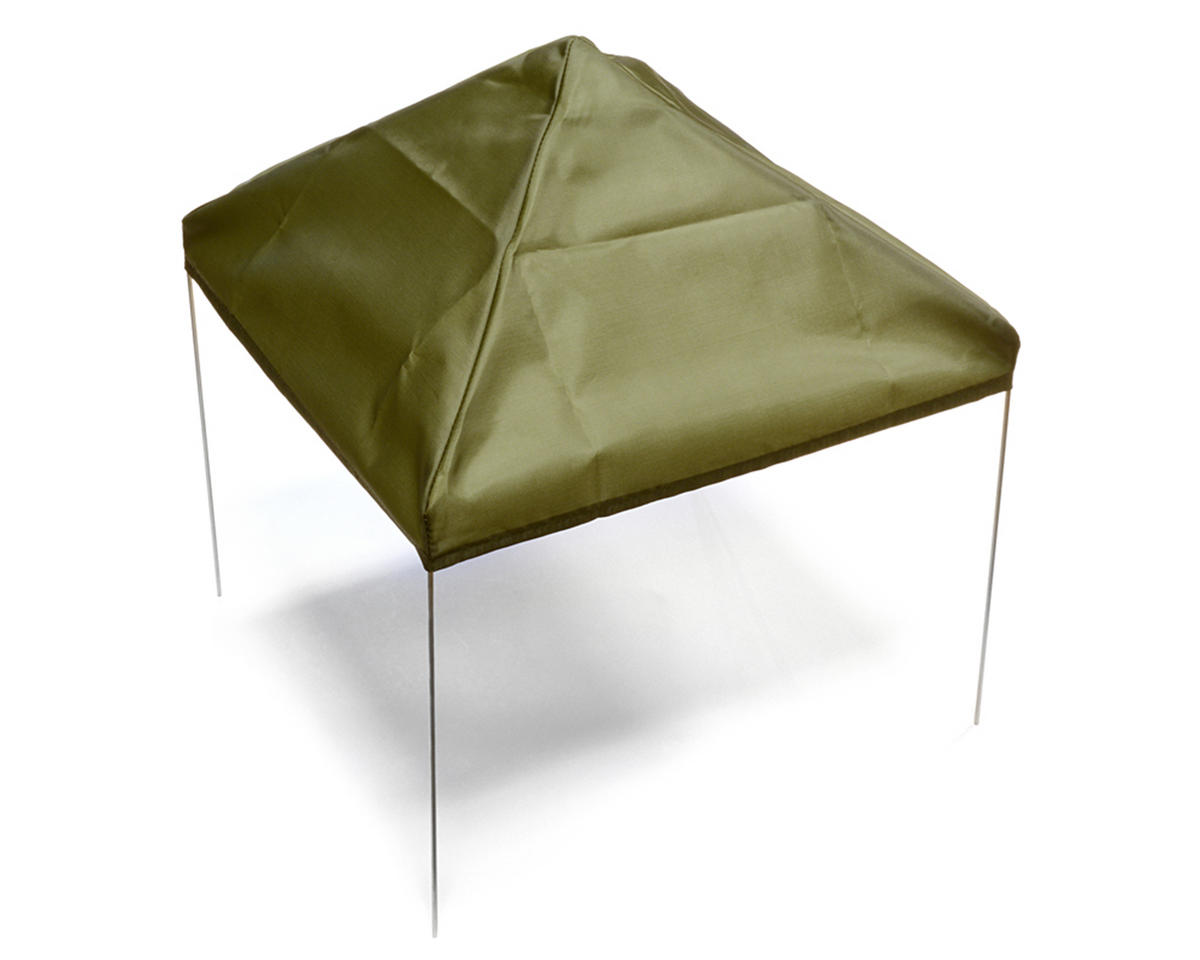 Team Integy 1/10 Easy Up Canopy (Green)