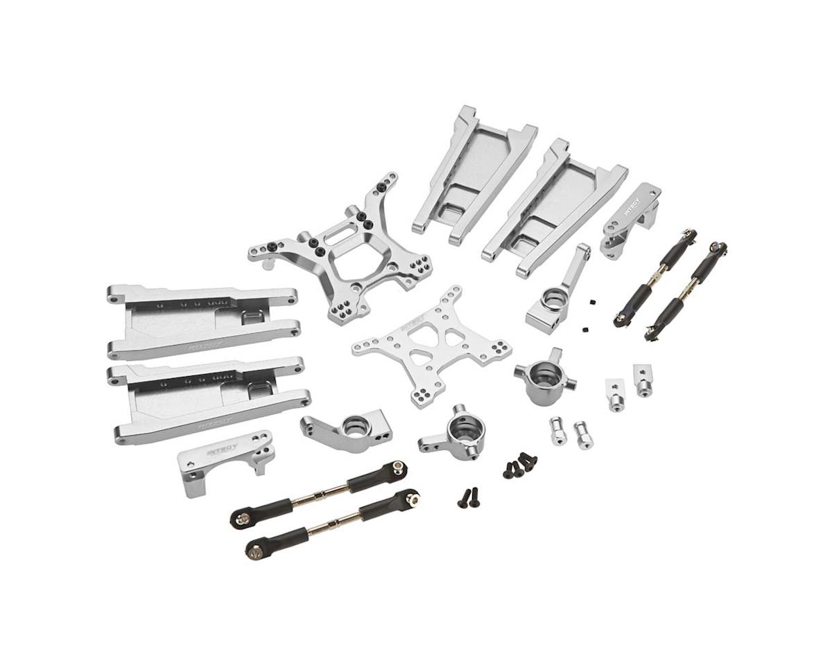 Team Integy C26516SILVER Stage 1 Suspension Kit 1/10 Slash 4x4 LCG
