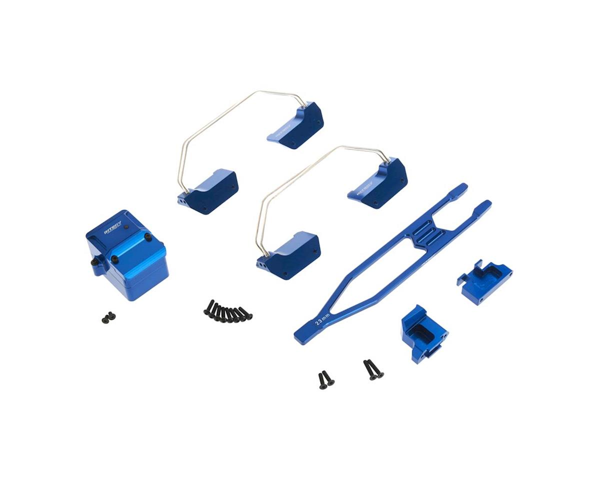 C26522BLUE Stage 2 Conversion Kit 1/10 Slash 4x4 LCG by Team Integy