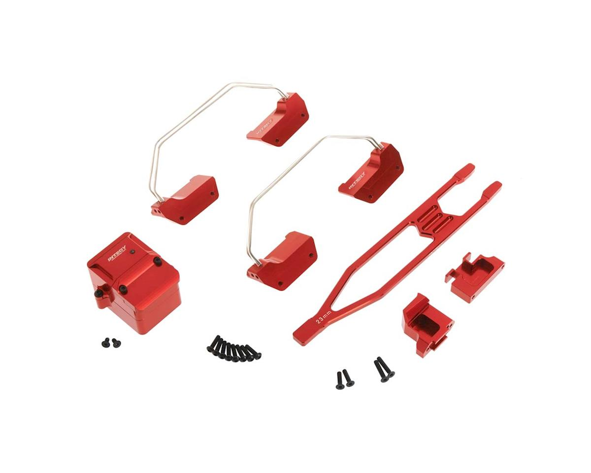 C26522RED Stage 2 Conversion Kit 1/10 Slash 4x4 LCG by Team Integy