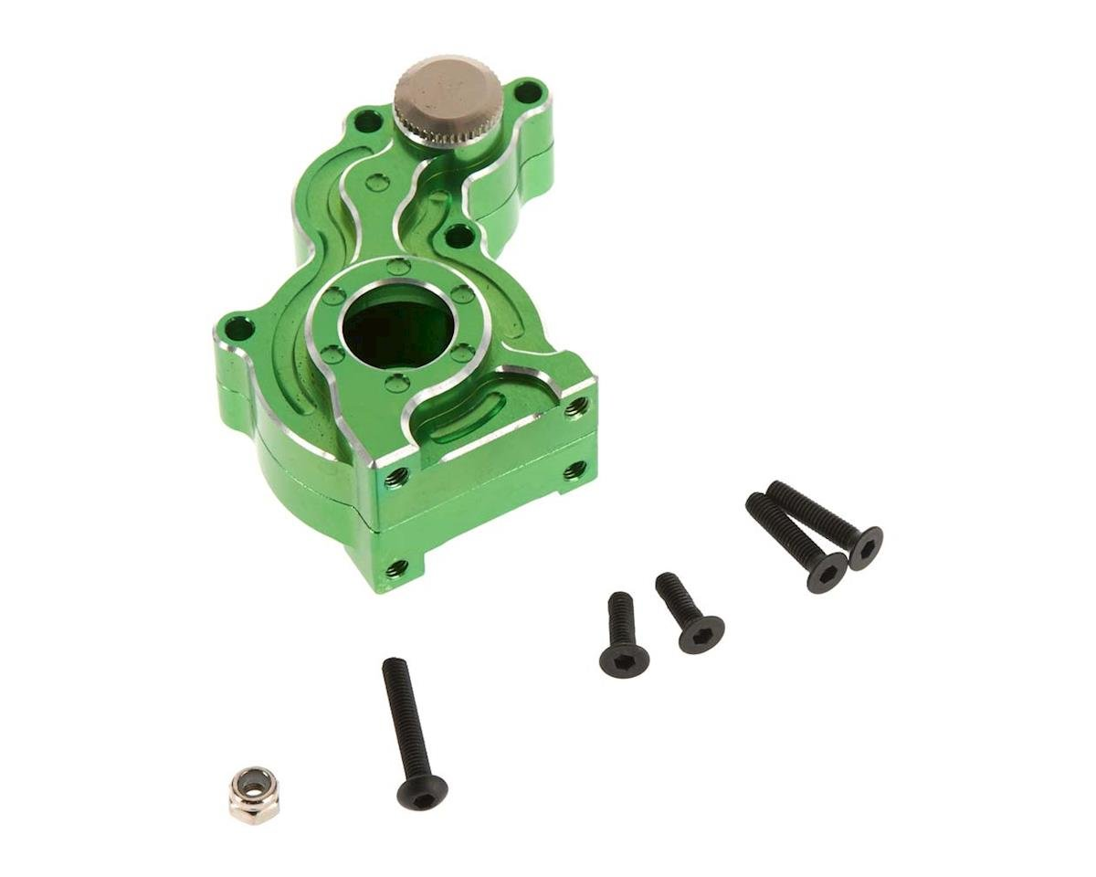 Team Integy C26554GREEN Center Gearbox Case SCX-10 Honcho/Jeep/Ding