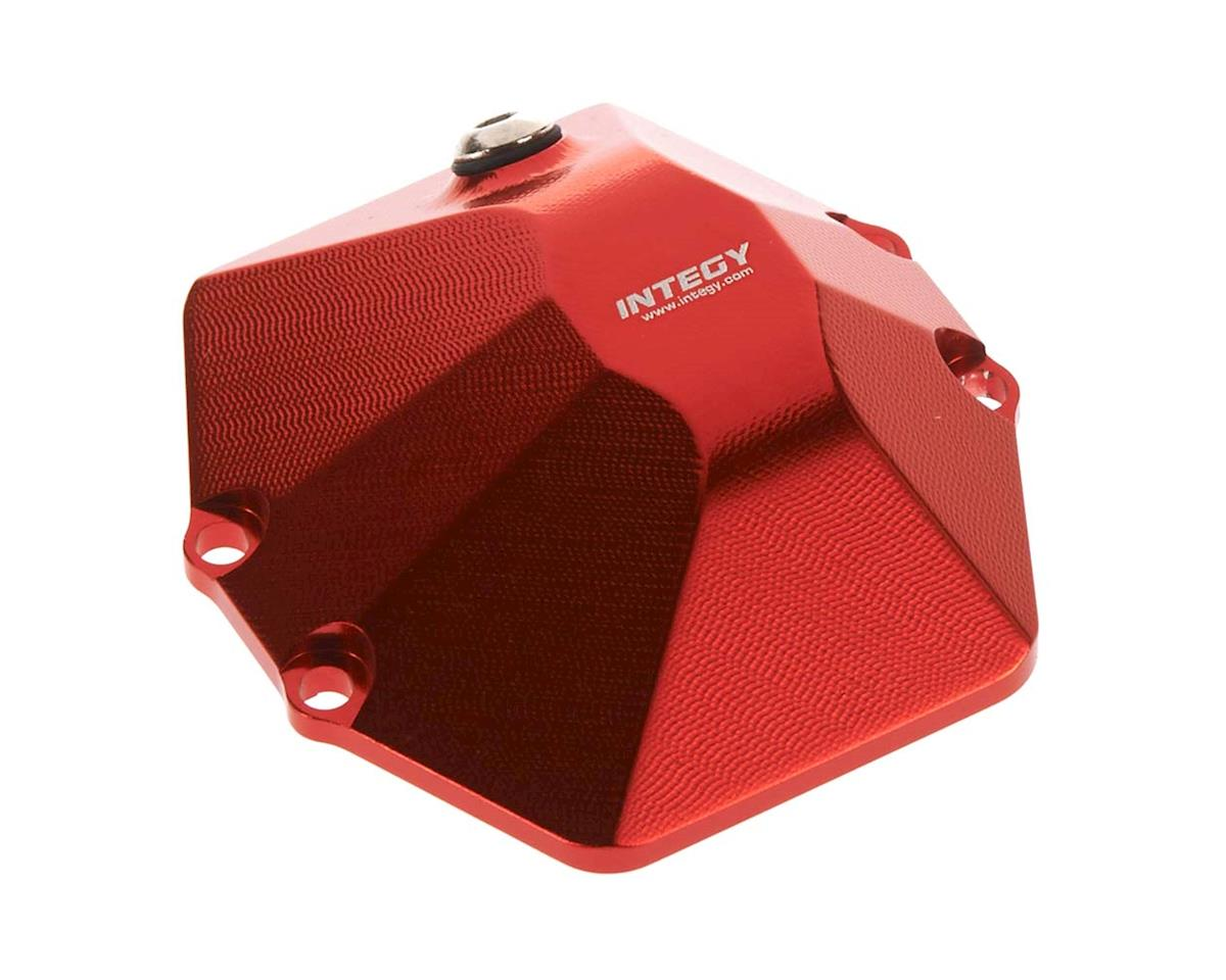 Team Integy C26667RED HD Diff Cover 1/10 Wraith Rock Racer