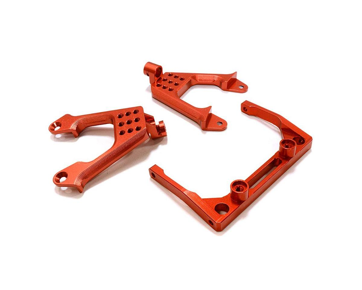 Team Integy Front Shock Mount/Cross Brace SCX-10 Dingo