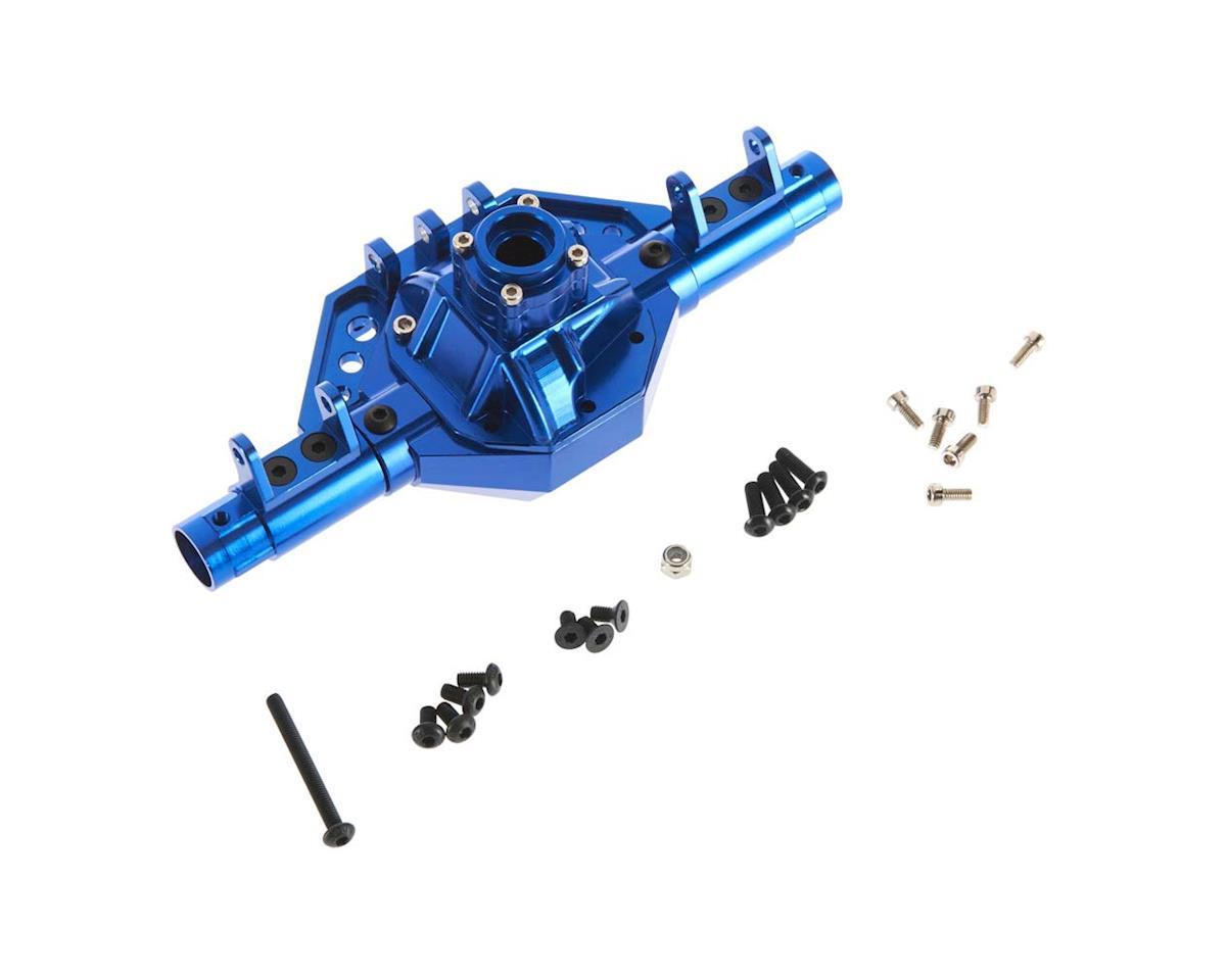 Team Integy C26801BLUE T8 Front Axle Housing Kit SCX-10/Dingo/Honch