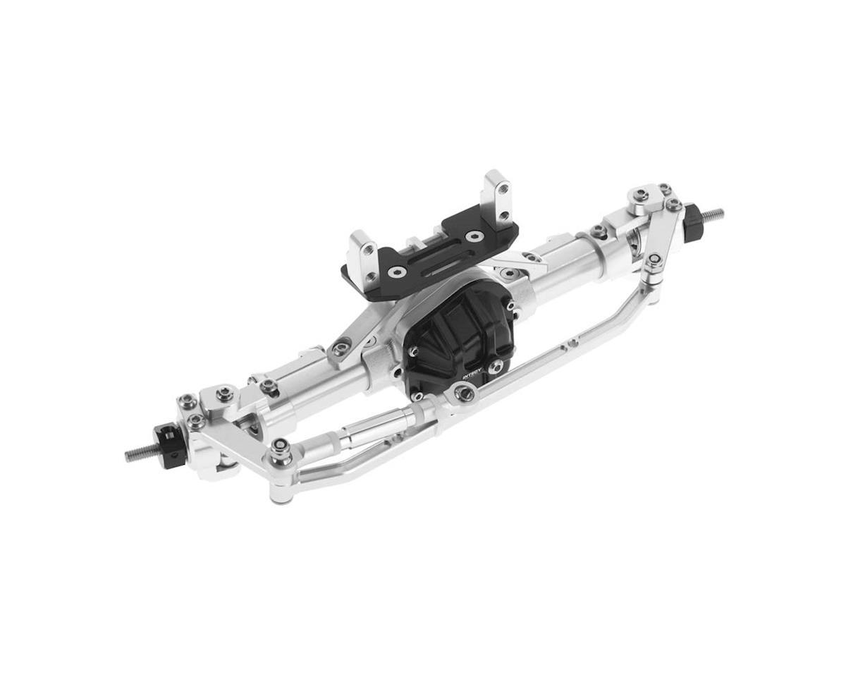 Team Integy C26901SILVER T9 Front Axle SCX-10/Dingo/Honcho/Jeep
