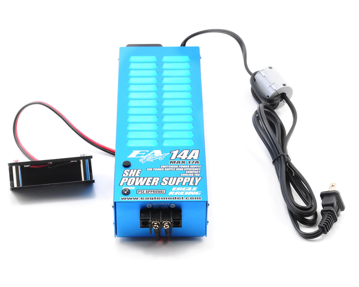 Team Integy SHE 14A T2 Power Supply with Cooling Fan