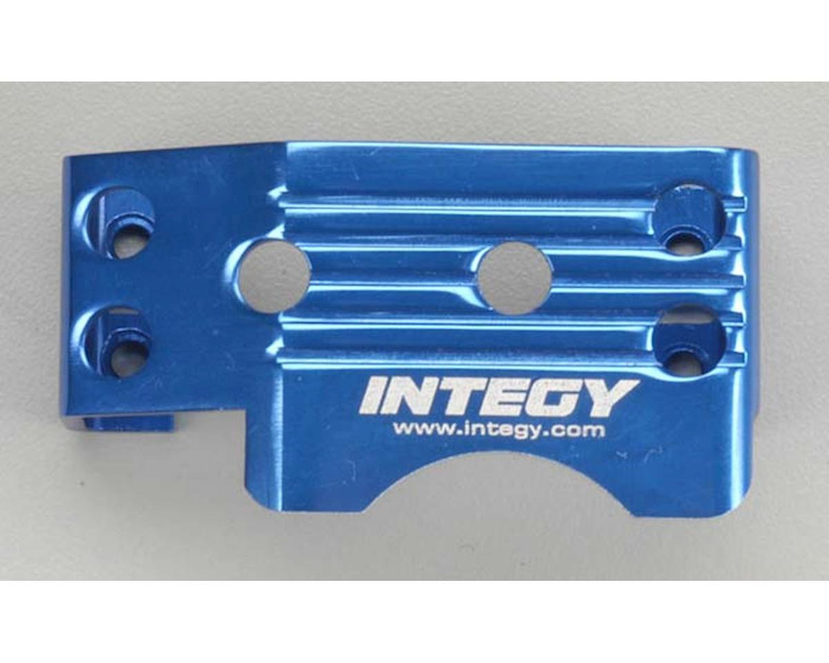 Team Integy Servo Guard, Blue Alloy: TMX
