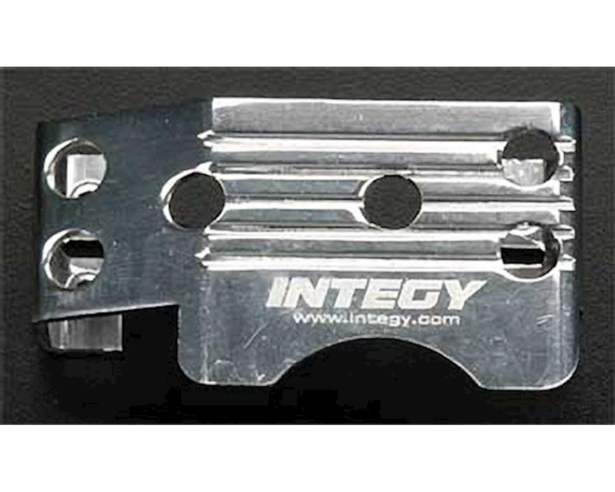 Team Integy Servo Guard, Silver Alloy: TMX