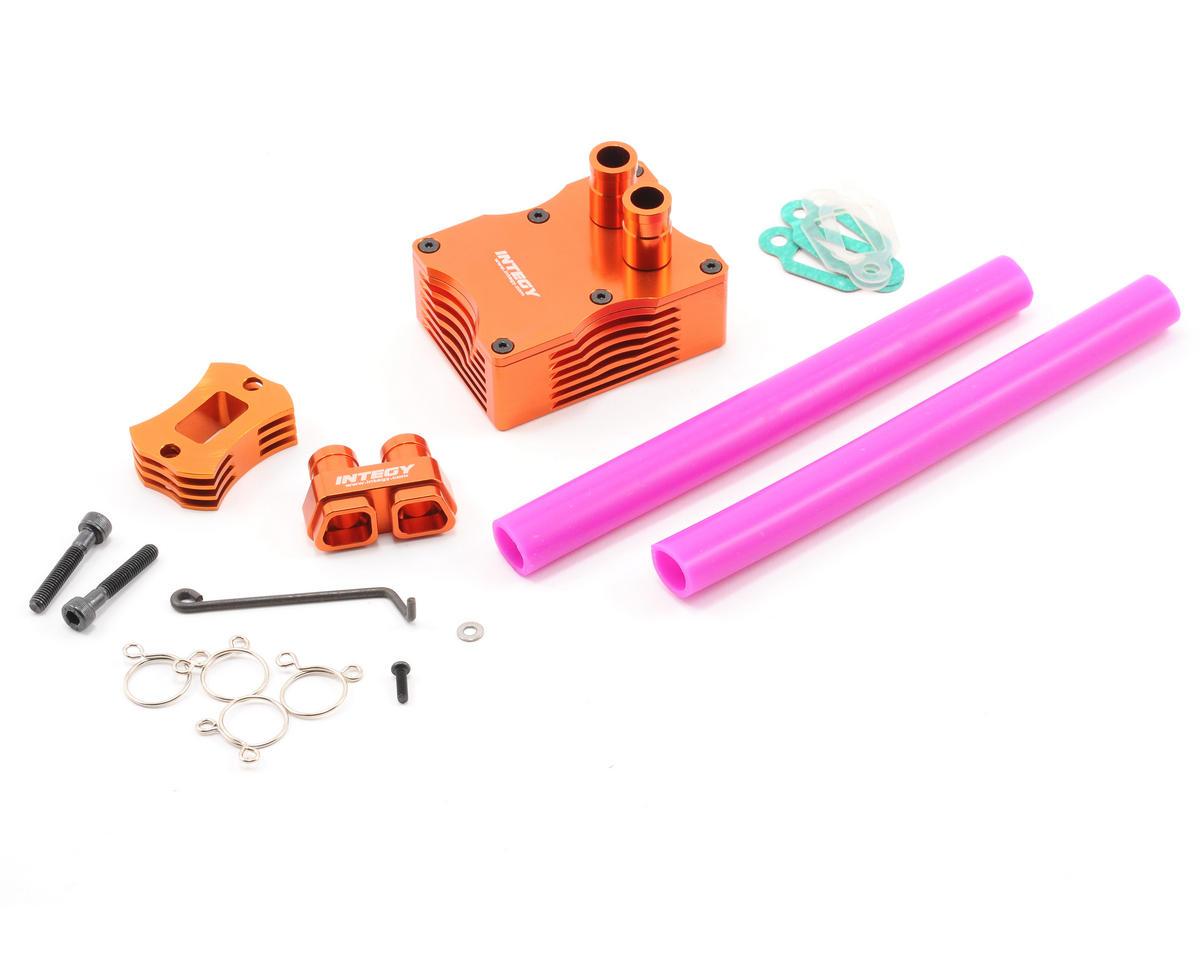 Team Integy High Power Exhaust System (Orange)