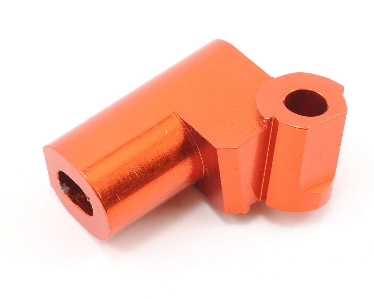 Team Integy Aluminum Engine Mount (Orange)