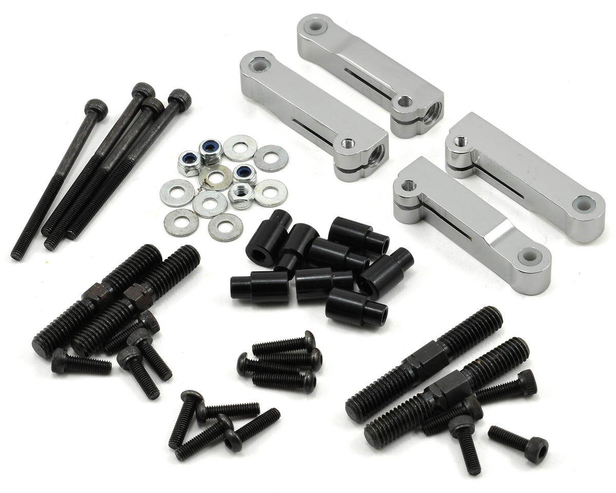 Team Integy EVO3 Monster Suspension Kit (Silver)